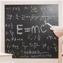 Teaching using a blackboard