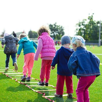Children playing outside - news, tips & ideas